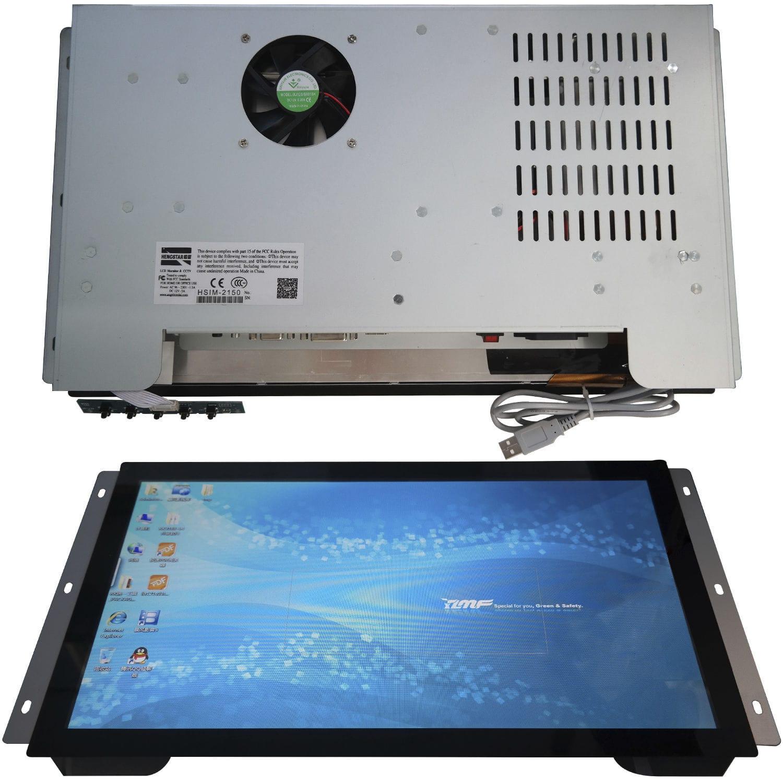 Touchscreen-Monitor / LCD / 1366 x 768 / open frame - HSOM-1805 ...