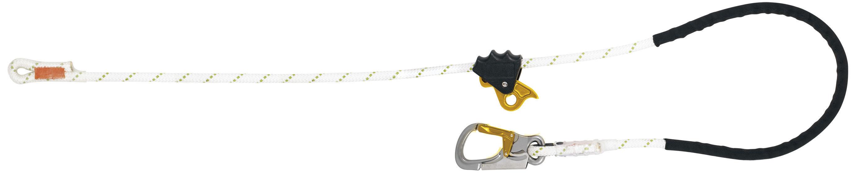Seil-Absturzsicherung / einstellbar - ADJUST\'AIR - Beal Pro
