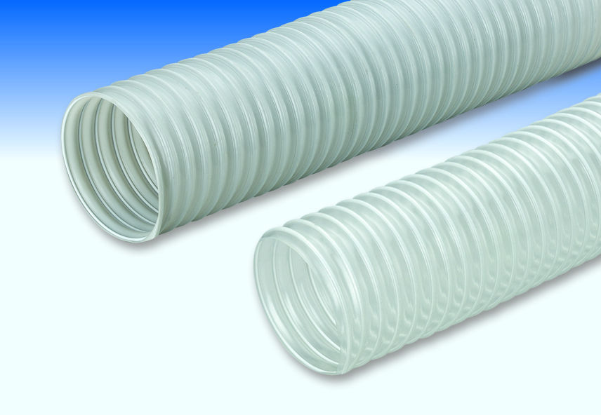 Flexibles pvc rohr