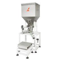 Vibrierende Wäge-Schüttgut-Abfüllmaschine (für Lebensmittel)