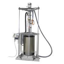 Fassentleerungssystem für Fässer / für hochviskose Produkte / Hobbock / Kartuschen