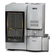 Verbrennungsanalysator / Schwefel / Kohlenstoff / Benchtop