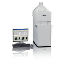 Kohleanalysator / Biomasse / für Asche / naschen-Schmelzbarkeit