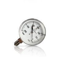 Analoges Manometer / Rohrfeder / Vakuum