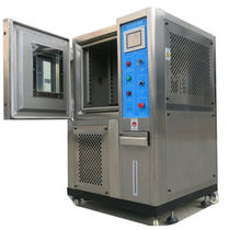 Klimaprüfkammer / Feuchtigkeit und Temperatur / Stabilität / mit großen Abmessungen