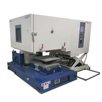 Schwingungs-Prüfkammer / mit Klima- und Temperaturregelung