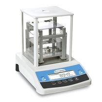 Waage für Labors / Analyse / mit LCD-Display / für Goldschmiede