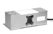 Scherstab-Wägezelle / Balkentyp / aus anodisiertem Aluminium / Dehnungsmessstreifen