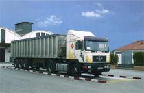 Metall-Brückenwaage / für Fahrzeuge