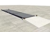 Betonbrückenwaage / für Fahrzeuge