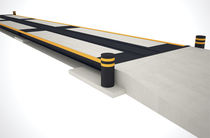 Brückenwaage für Fahrzeuge / aus Beton / Metall