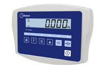 Digitaler Wägeindikator / LCD-Anzeige / einbaufähig / wasserdicht