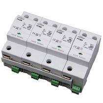 Überspannungsableiter Typ 1 / AC / 3-Phasen / DIN-Schienen