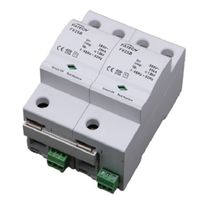 Überspannungsableiter Typ 1 / einphasig / kompakt / DIN-Schienen