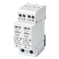 Überspannungsableiter Typ 2 / mit Fehleranzeige / DIN-Schienen / Niederspannung
