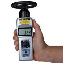 Kontakt-Tachometer / kontaktlos / Laser / Handgerät