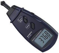 Kontakt-Tachometer / Hand / digital / 5-stellig