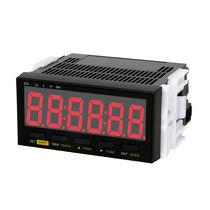 Schalttafelmontage-Tachometer / mit LED-Display / analog / Frequenzmesser