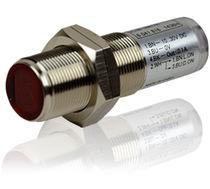 Optoelektronischer Sensor / Typ Reflex / zylindrisch