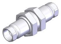 Push-to-Lock-Anschluss / gerade / hydraulisch / Edelstahl