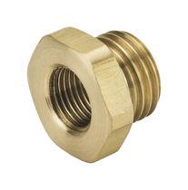 Hydraulischer Adapter / für Rohre / Gewinde / Messing
