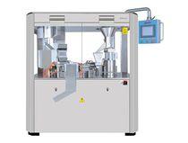 Multicontainer-Abfüllanlage / vollautomatisch / Vakuum / für Pharmaprodukt