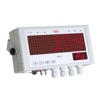 Alphanumerische-Displays / großformatig / für Schalttafelmontage / für Sensor