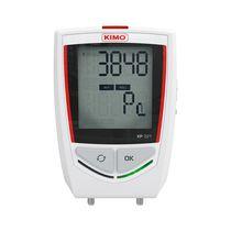 Differenzdruck-Datenlogger / Bluetooth / mit LCD-Display / IP65