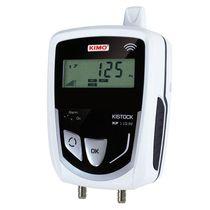 Differenzdruck-Datenlogger / drahtlos / mit LCD-Display / IP65