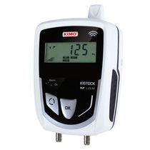 Differenzdruck-Datenlogger / drahtlos / mit LCD-Display / autonom