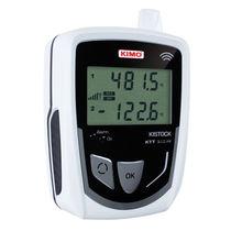 Temperatur-Datenlogger / drahtlos / mit LCD-Display / programmierbar