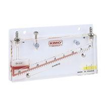 Analoges Manometer / Flüssigkeitssäule / für Gas