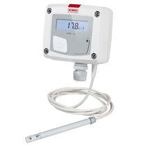 Temperaturmessgerät / Luftgeschwindigkeit / Luft / mit Anzeige