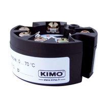 Temperaturmessumformer / am Sondenkopf / Pt100 / 2-Leiter / 3 Kabel