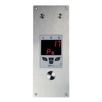 Differenzdrucksensor / Membran / mit Analogausgang / mit frontbündiger Membran