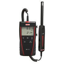 Digitales Thermo-Hygrometer / tragbar / Temperatur / Taupunkt