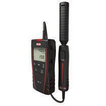Gasdetektor / Kohlenstoffmonoxid / elektrochemisch / Handgerät