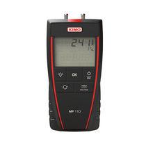 Digitales Manometer / Differential / elektronisch / Kalibrier
