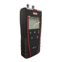 Digitales Manometer / elektronisch / für Gasleitungen / Kalibrier