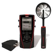 Mehrzweckmessgerät / Temperatur / Druck / Luftströmung