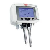 Mehrzweckmessgerät / Temperatur / Druck / relative Luftfeuchtigkeit