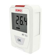 Temperatur-Datenlogger / mit PC-Schnittstelle / mit LCD-Display / mit Steckanschluss