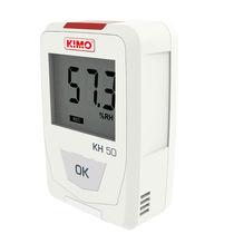 Temperatur-Datenlogger / Luftfeuchtigkeit / USB / mit LCD-Display