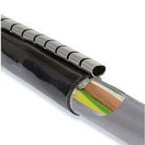 Wiederöffenbares Hülle / für Kabel / Sicherheit / wärmeschrumpfbar