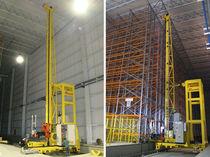 Vertikales automatisches Lagersystem / Regalförderzeug