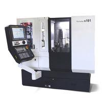 Dreh-Fräszentrum / CNC / horizontal / 7-Achs / mit Linearmotor