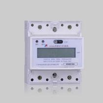 Einphasiger Elektrischer Energiezähler / DIN-Schienen / für Einbau / mit LCD-Display