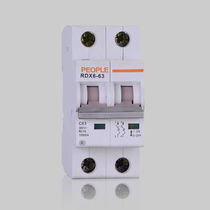 AC-Schutzschalter / Unterspannung / Kurzschluss / modular