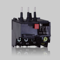 Thermisches Schutzrelais / automatische Rückstellung / 3-Phasen / auf Schütz montiert