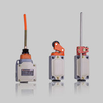 Kontrollendschalter / Flexwelle / Drehhebel / mechanisch